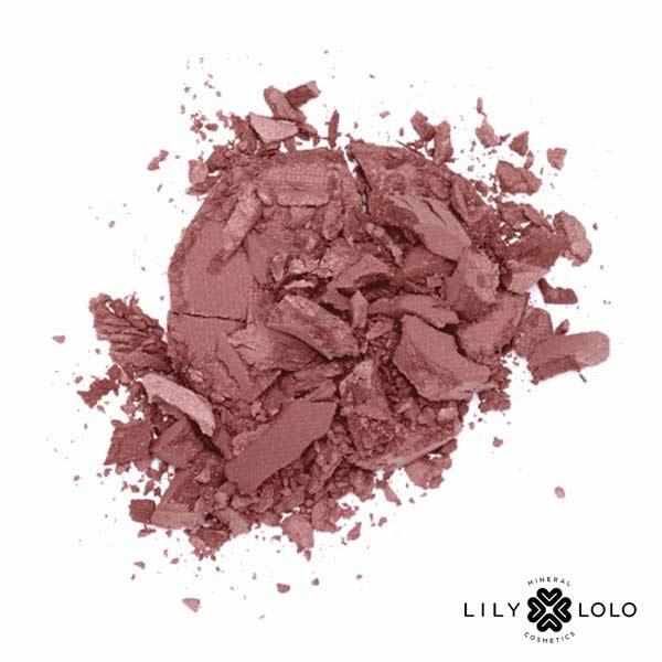 Touche de Fraîcheur ! Blush Minéral Compact Lily Lolo Coming Up Roses