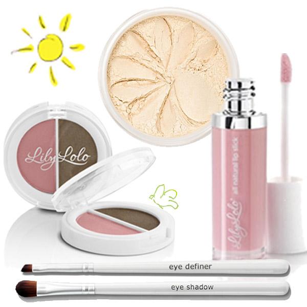 Nouveau! Sunshine Kit Lily Lolo pour sublimer le bronzage naturellement!