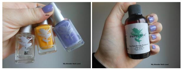 Revue des Vernis non-toxiques Priti NYC et du Dissolvant au Soja par le blog My Wonder Nails Land