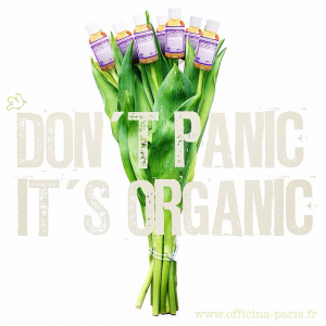 Don't panic – it's organic ! Dr. Bronner's Magic Soaps