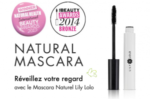 Lily Lolo lauréat aux Natural Health International Beauty Awards 2015
