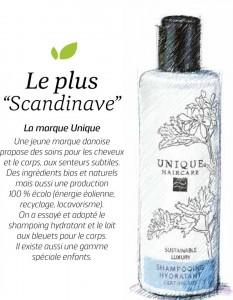 Elixirs de Printemps – Le Shampooing Hydratant Unique Haircare dans la sélection de Green Attitude