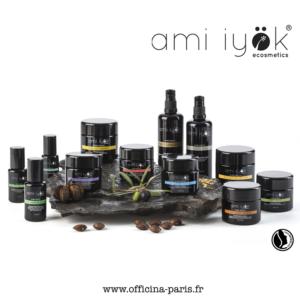 Ami Iyök parmi les «nouvelles pépites de beauté» sur FOREVERGREEN !
