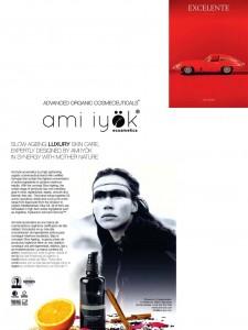 Presse: On parle d'Ami Iyök dans Iberia Excelente
