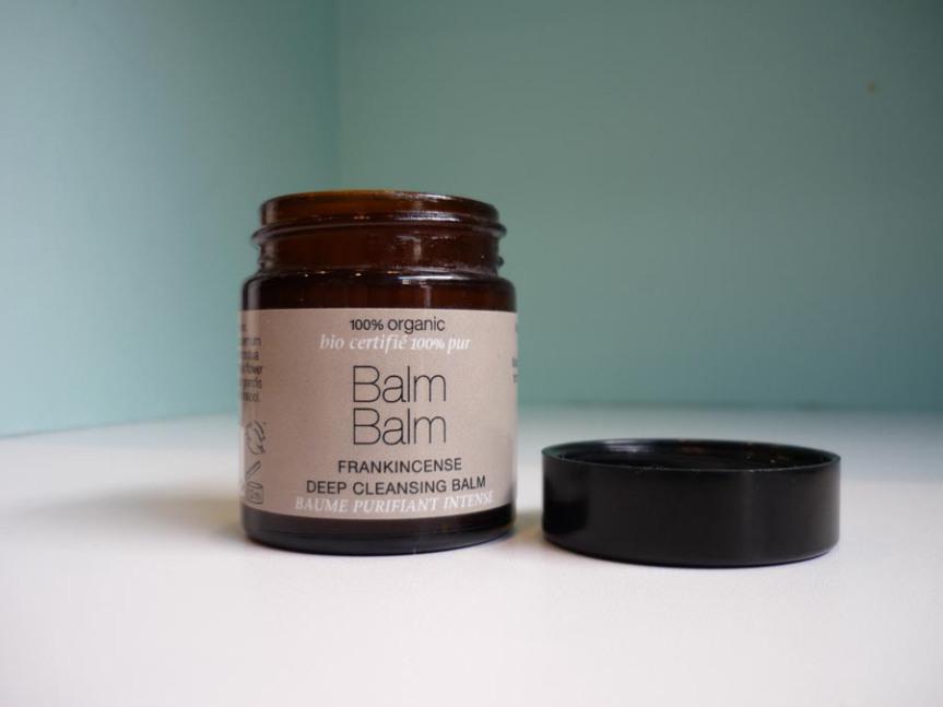 Le Cosmetorium teste le Baume Purifiant Intense à l'Encens Balm Balm