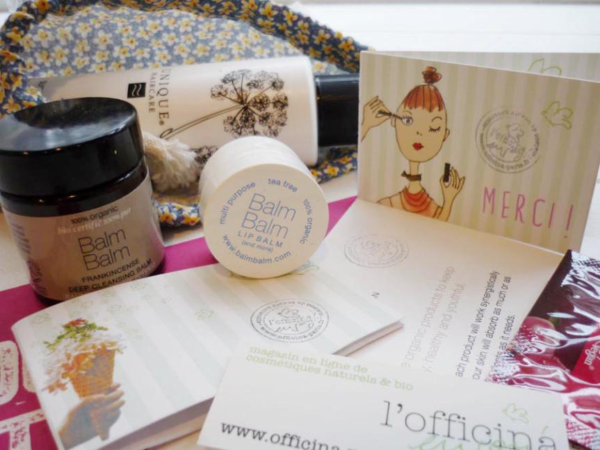 l'Officina - l'eshop au top ! Une commande chez l'Officina Paris. Le Cosmetorium a testé et adoré l'Officina...