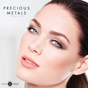 Precious Metal Collection Lily Lolo Mineral Cosmetics: Get The Look