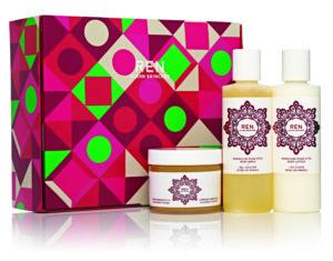 Coffret Cadeau Rose du Maroc REN clean skincare