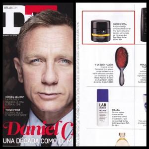 Body Butter Ami Iyök dans le magazine espagnol DTLUX
