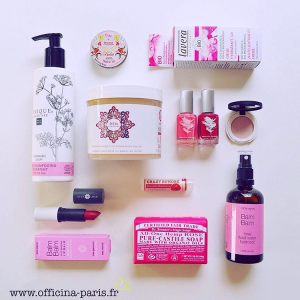 Idées Beauté en rose… Sélection Saint Valentin
