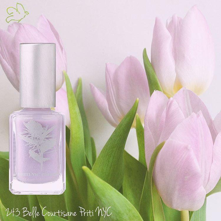 Priti-NYC-belle-courtisane-vernis-ongles-flowers-vegan