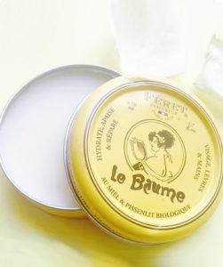 Le Baume Féret Parfumeur dans le ELLE du 15 avril 2016