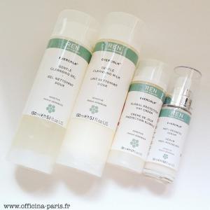 Spécial peaux sensibles et réactives – le soin visage EVERCALM de REN Skincare