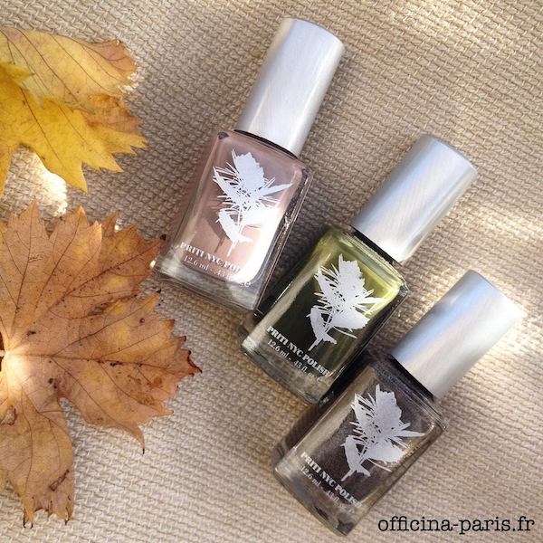 Couleurs d'automne – PRITI NYC vernis à ongles non-toxiques