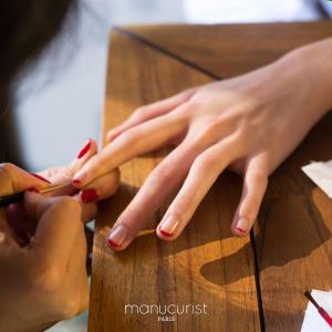 Les vernis à ongles non-toxiques MANUCURIST PARIS débarquent à l'Officina