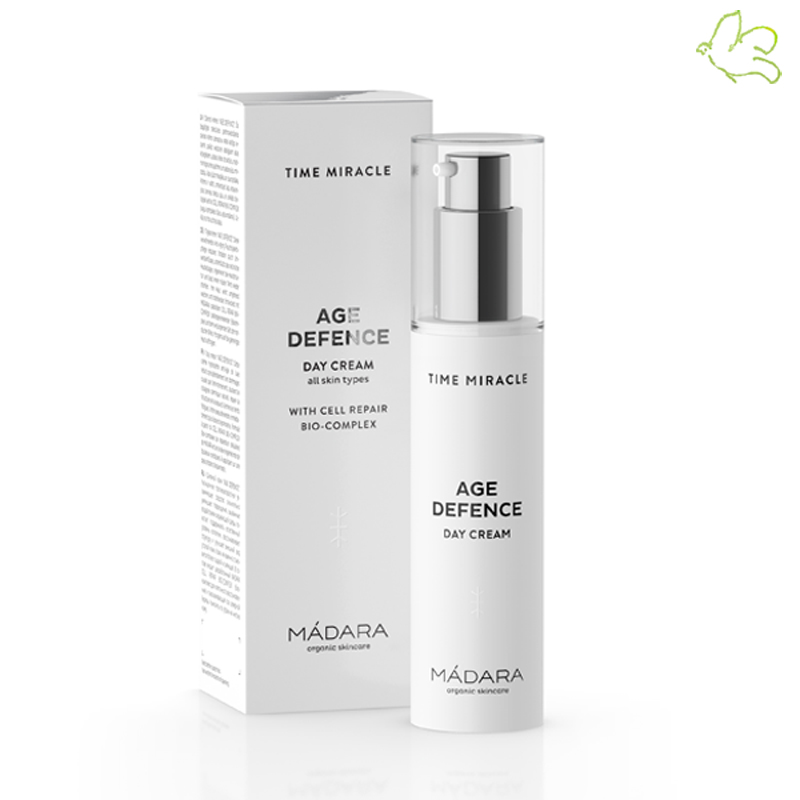 Madara cosmétique bio Anti âge Time Miracle Age Defence