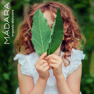 Soins bio BABY & KIDS de MADARA