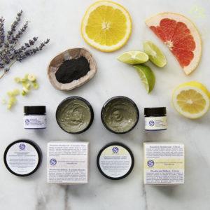 SOAPWALLA: Déodorants Crèmes Peaux Sensibles