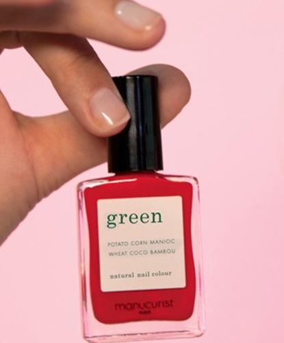 Vernis green Manucurist