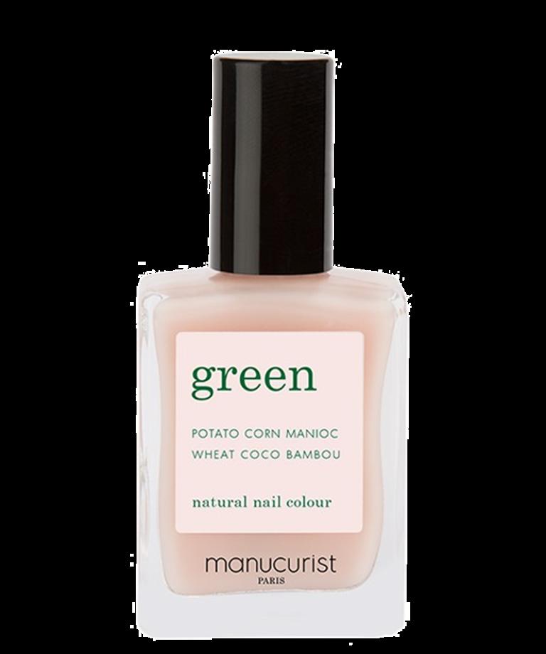 Le Vernis Green Pale Rose Manucurist dans Marie-Claire