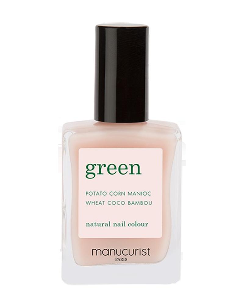MANUCURIST - Vernis à Ongles GREEN - Pale Rose