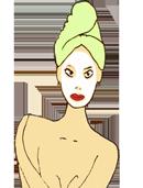 Joveda cosmétique ayurvédique l'Officina Paris Masque et Gommage peau acnéique