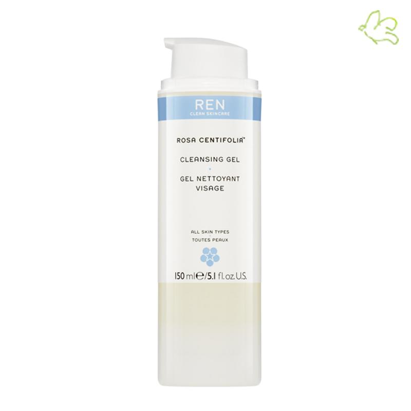 REN Skincare Rosa Centifolia Gel Nettoyant Visage