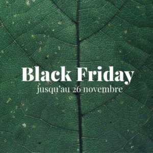 Black Friday Week à l'Officina