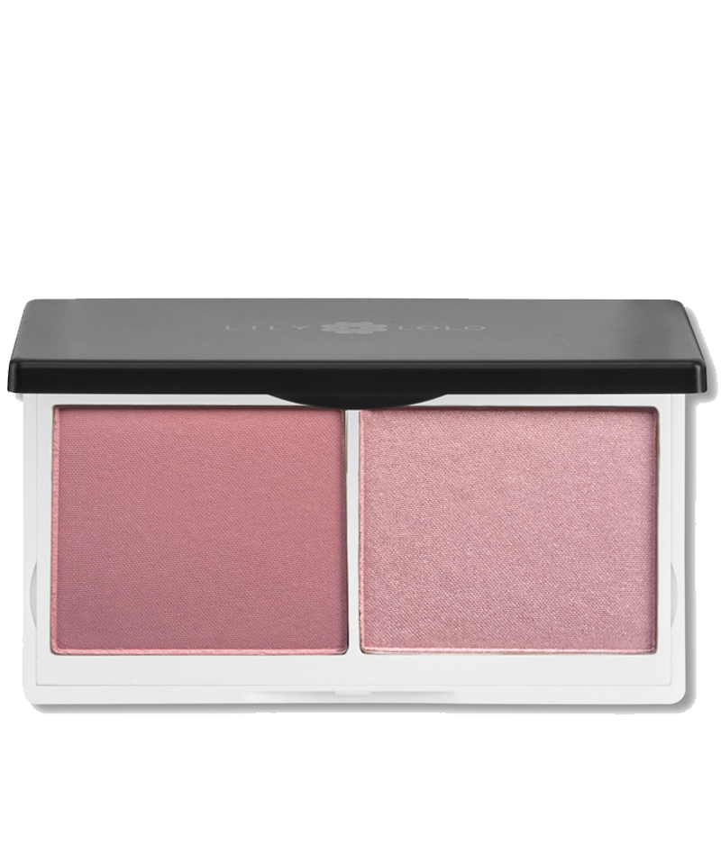 Lily Lolo Duo Blush & Enlumineur Naked Pink
