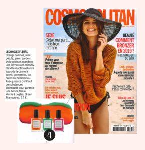 Trois couleurs pop pour pimper l'été! Vernis Green Manucurist