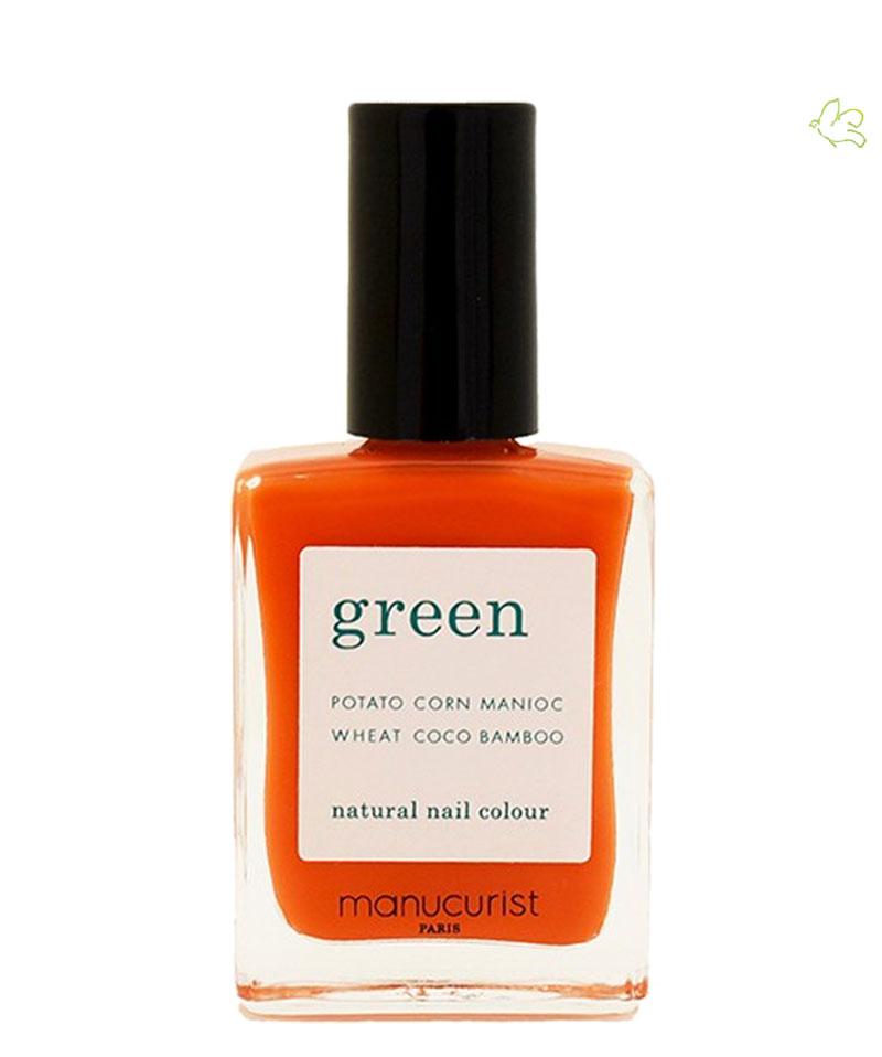 MANUCURIST PARIS Vernis GREEN Orange