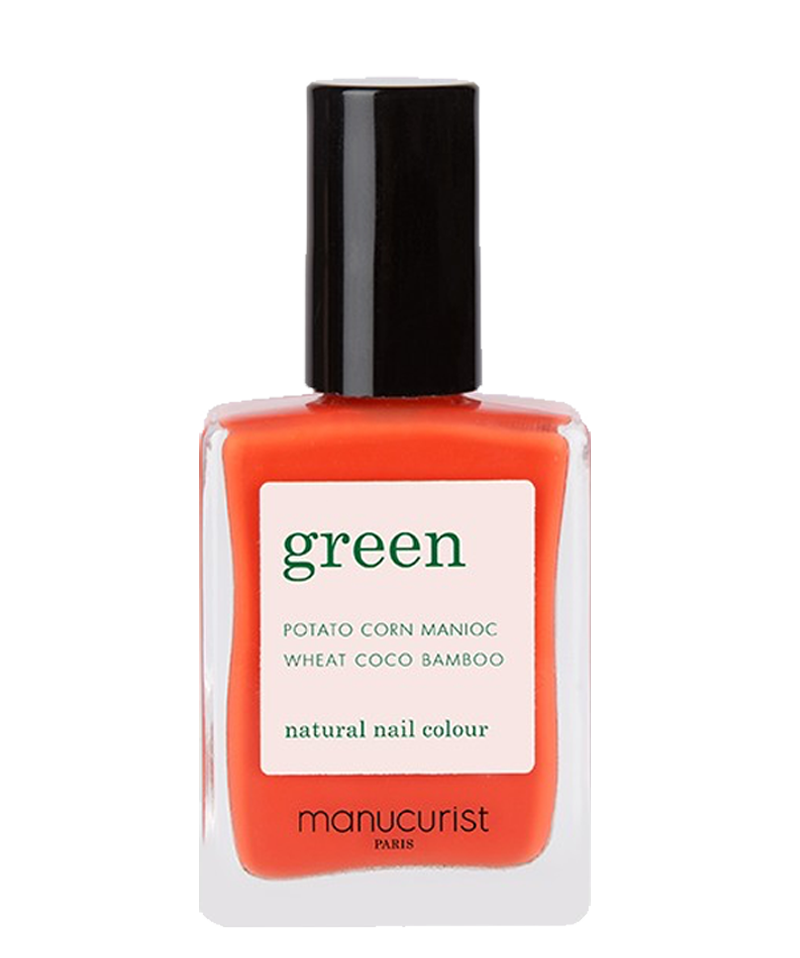 MANUCURIST PARIS Vernis à Ongles GREEN Coral Reef