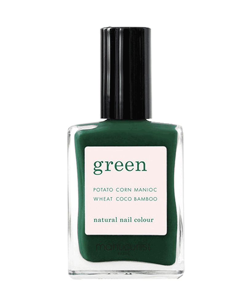 MANUCURIST PARIS Vernis à Ongles GREEN Emerald