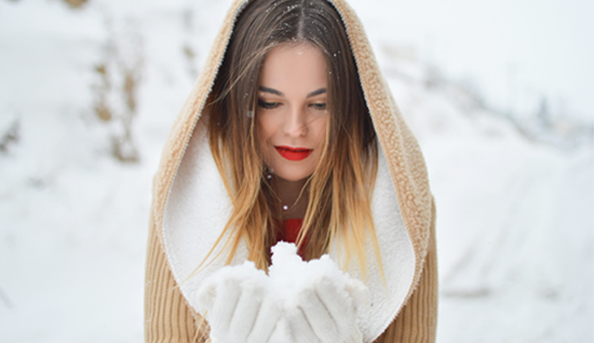 Beauté bio: protéger sa peau du froid