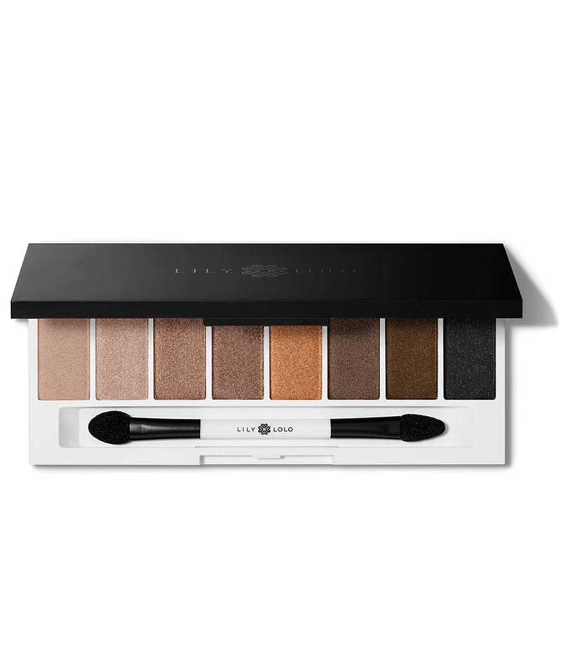 Palette Yeux Laid Bare Lily Lolo maquillage bio naturel
