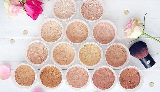 Lily Lolo Fond de Teint minéral maquillage bio naturel