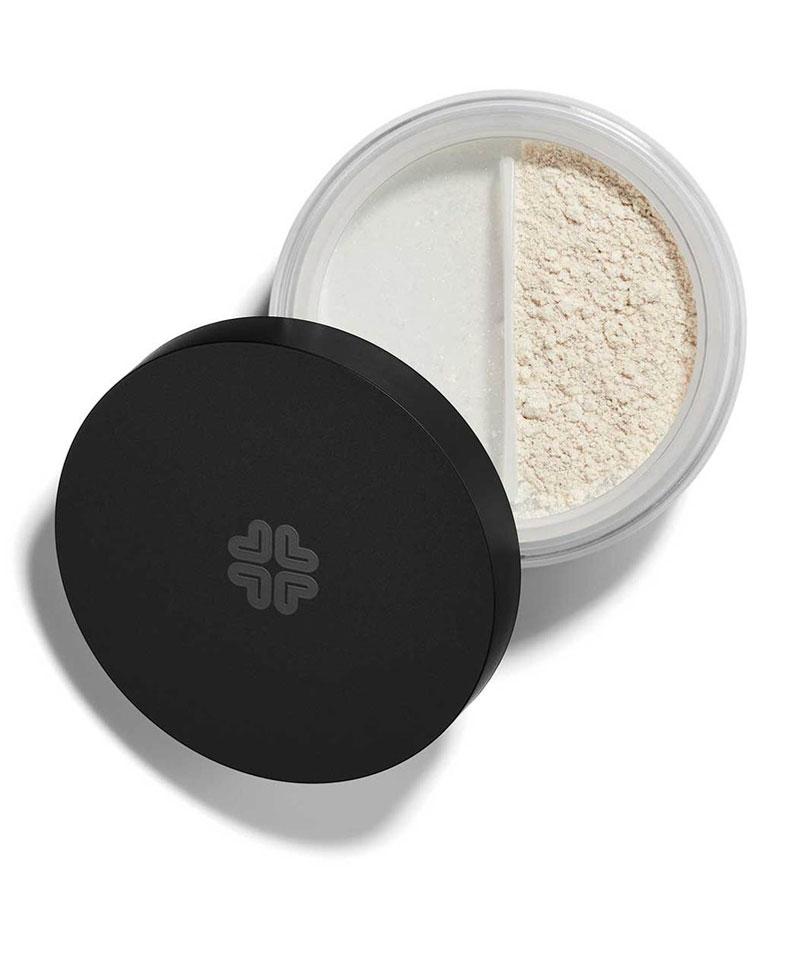 Lily Lolo Poudre de Finition minéral translucide Translucent Silk maquillage naturel bio