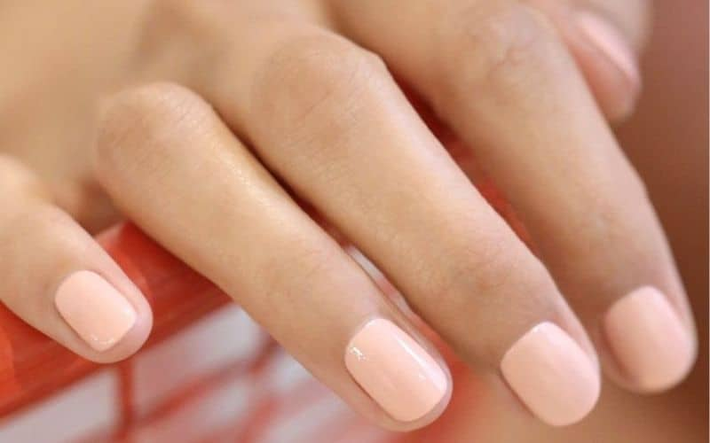 MANUCURIST PARIS Vernis GREEN Bare Skin