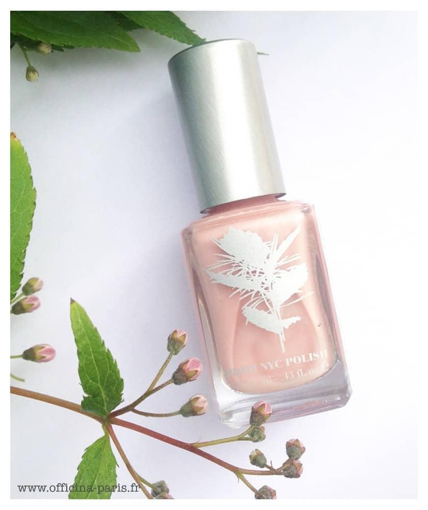 PRITI NYC Vernis à Ongles Naturel & Vegan 237 Apple Blossom Aster