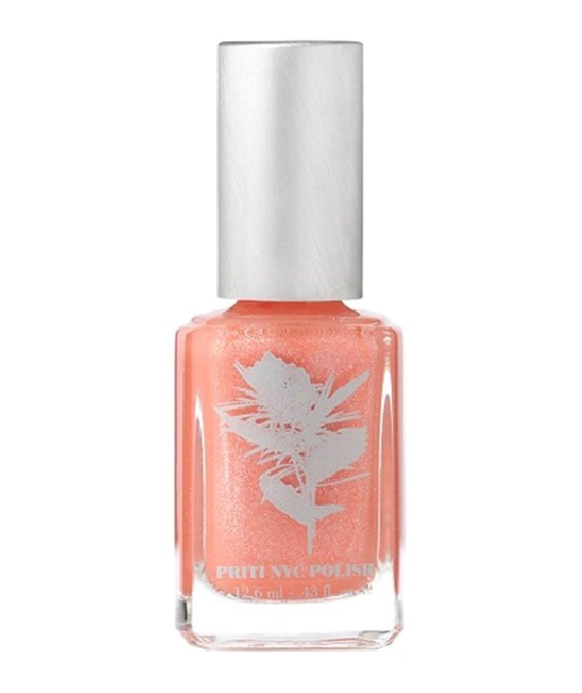 PRITI NYC Vernis à Ongles Naturel & Vegan 440 Remember Me Rose corail rosé pastel