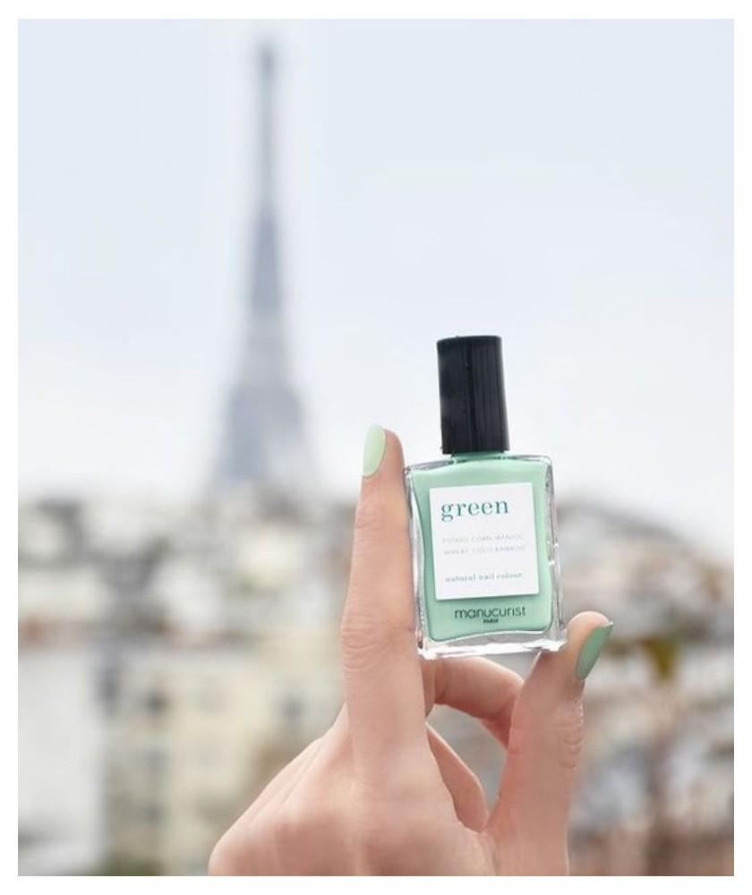 MANUCURIST PARIS Vernis GREEN Mint
