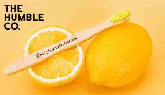 Dentifrice bio Brosse à Dents en Bambou Humble Brush
