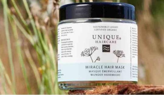 Haarpflege Haarkuren Naturkosmetik Unique Haircare