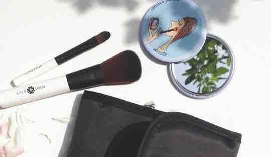 maquillage minéral Lily Lolo mini produits