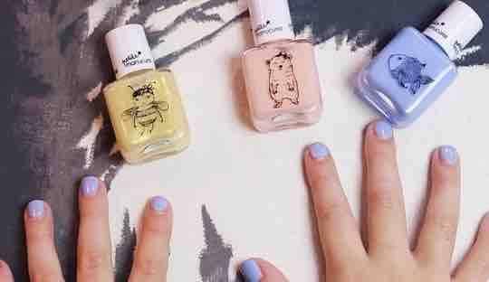 Kids nail polish Petite Manucurist