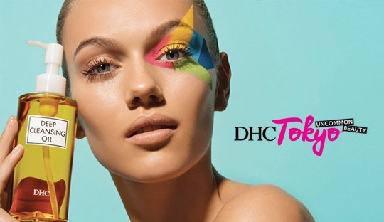 DHC Skincare Natural cosmetics