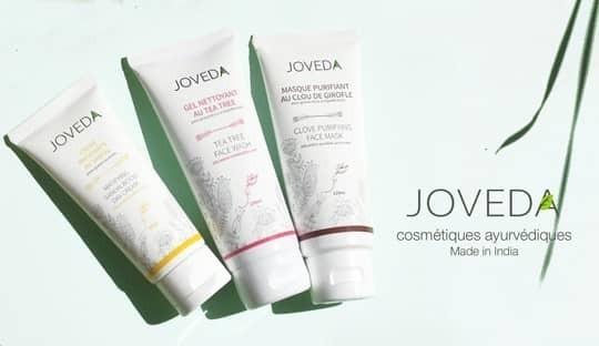 Joveda cosmetics Ayurveda