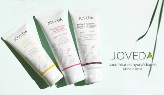 Joveda natural cosmetics