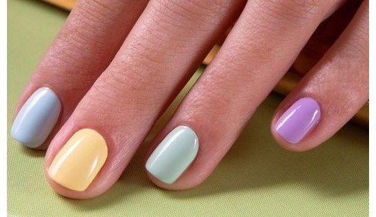 Manucurist Paris Vernis Green
