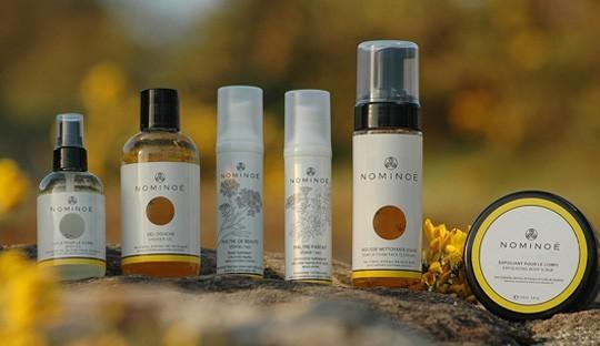 Nominoë organic cosmetics